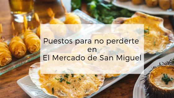 El Mercado de San Miguel se renueva