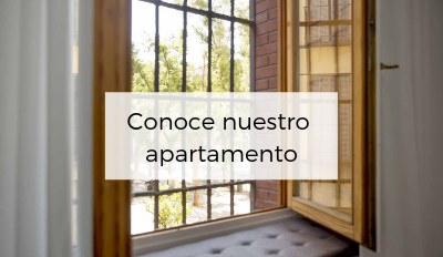 Conoce nuestro apartamento Don Quijote & Dulcinea