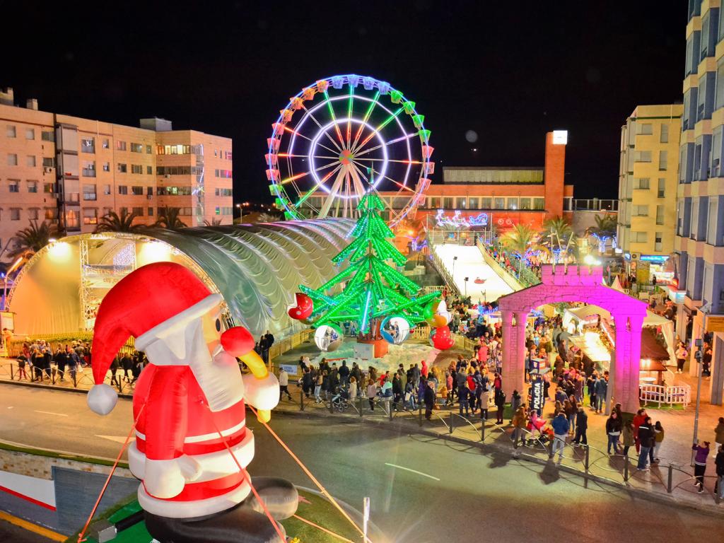 Navidades cerca de Madrid