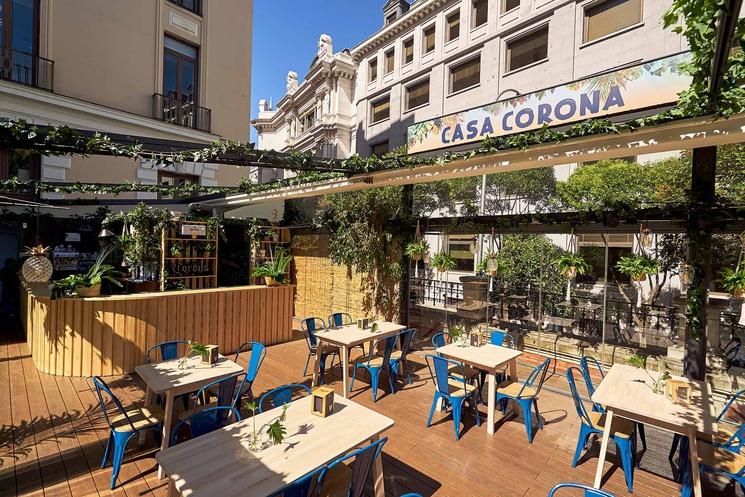casa corona restaurante