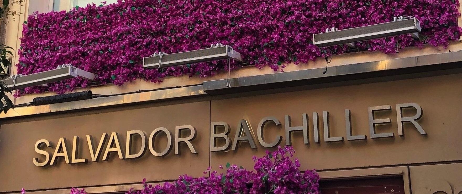 Una cena en la naturaleza en pleno centro de Madrid: El jardín Salvador Bachiller