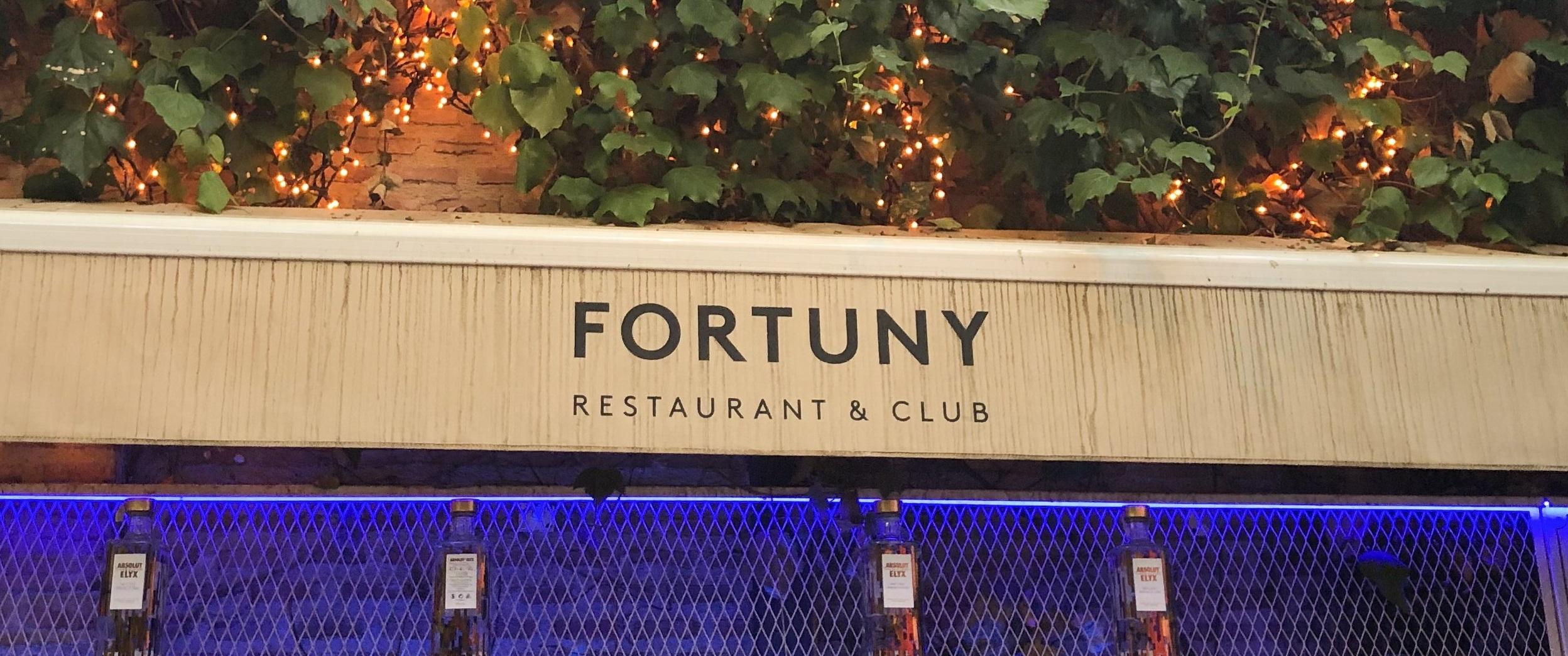 Un sitio, tres posibilidades: Fortuny